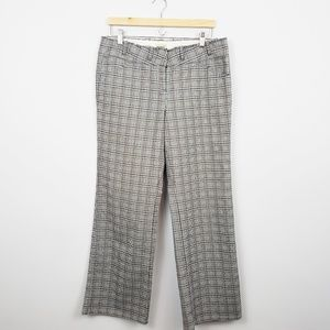 Anthropologie - Elevenses - Plaid Pant / Trouser